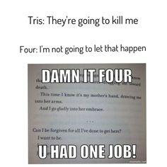 Funny Quotes From Divergent Book. QuotesGram