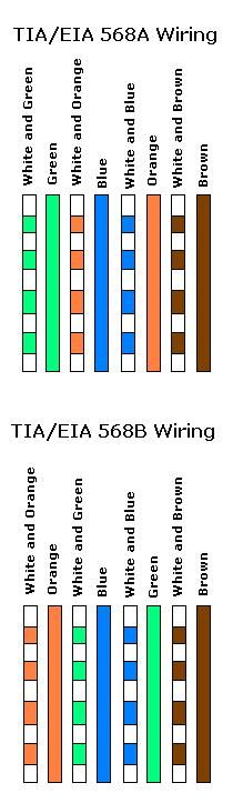 Cat 5 / 6 Cabling Standard and Cable Type