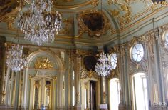 JoanMira - 1 - World : magens de Lisboa - Interiores secretos - Palacio F...