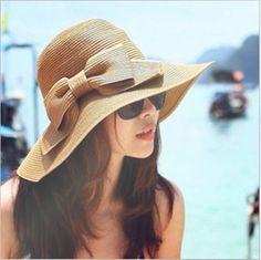 The Straw hat is one of 6 Must Have Accessories This Summer   eBay  Bekleidung, 8b2702a844