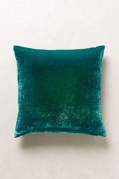 Ombre Velvet Pillow - anthropologie.com >> SERIOUSLY overpriced, but pretty!