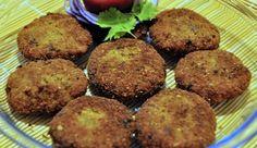 GOAN CHICKEN CUTLETS Recipe - Indian Recipes