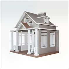 Hey, I found this really awesome Etsy listing at https://www.etsy.com/listing/171923466/bungalow-dog-house-a-cute-cottage-for-a