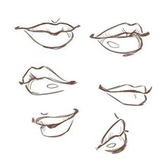 Body parts challenge day 23 - mouth drawing cartoon people, drawing people faces, cartoon Drawing People Faces, Cartoon Drawings Of People, Drawing Faces, Drawing Cartoons, Pencil Art Drawings, Art Drawings Sketches, Drawings Of Lips, Body Sketches, Anatomy Reference