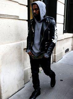 kanyeezyfans:  Followthisblog for more Kanye West photos.