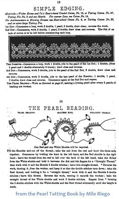 Riego edging - rewritten pattern here http://www.allcrafts.net/crochetsewingcrafts.htm?url=web.archive.org/web/20000824105730/http://www.domesticarts.com/Patterns/reigopearl.html