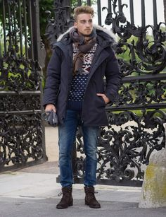 Outdoor Ski Outfit Hudson  #zeitzeichen #würzburg #fashion #men #selectedhomme #canadagoose #Winter #superdry #nudiejeans #barts #vanzetti #onlyandsons #daunenjacke #outfit #outfitoftheday