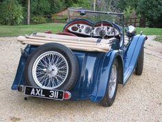 Wolseley Hornet Special By Eustace Watkins (1932)