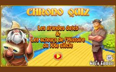 The French national brevet approaches, with 53 dates for the history test to know. Discover our ChronoQuiz apps for android phones and tablets (there's a free version, and a full version for 3 €) and playfully review dates and figures of the history of the twentieth century. Review, play, monitor your scores for each date and character, improve... These apps are available on Google Play. Chrono Quiz is only availble in French.