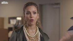 Just Jessica Alba's cheerful take on decluttering. Enjoy!