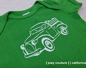 Country Farmtruck Design Available in Onesie Bodysuits, Infant & Toddler T-shirts!