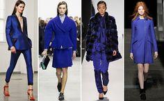 Fall 2014 Colours: Royal Blue