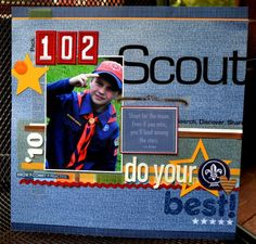 """Scouts... I am becoming a leader !!!  Yeeeey! After a wonderful weekend fall camp with my boys I am so awesome that they asked me to be a leader and I said """"I do""""!!!! Scouts is a bunch of parents rasing healthy , smart and strong kids over anything else !!!! LOVE it!!!!"""