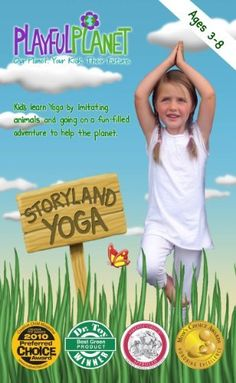 Storyland Yoga: Yoga for Kids and Families (ages 3 to 8) DVD ~ Ahmed Fahmy, http://www.amazon.com/dp/B0038ASYTI/ref=cm_sw_r_pi_dp_kNPkqb102BX1R
