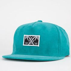 NEFF Beacher Mens Snapback Hat