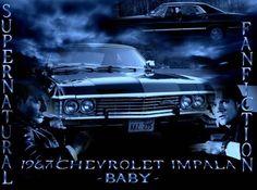 SUPERNATURAL THE CAR | 1967 Chevy Impala Supernatural Car