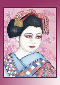 Cherry Blossom by Imramma.deviantart.com on @deviantART