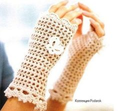 Broad lace chart would look so good as a lacy sleeve or as a crochetpedia gloves and mittens dt1010fo