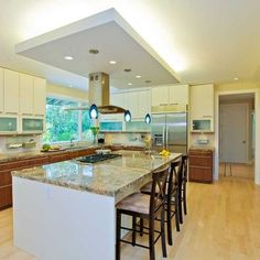 kitchen ceiling lights | ... Drop Ceiling Lighting For Your Room Drop Ceiling Lighting For Kitchen