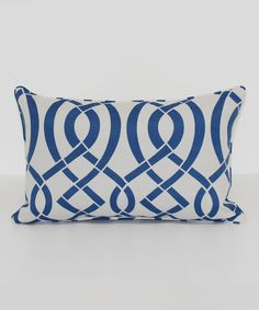 Look at this Empire Navy Throw Pillow on #zulily today!