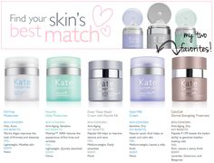 Kate Somerville Moisturizer – I swear by it!
