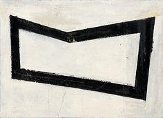 Collection Online | Franz Kline. Untitled. 1952 - Guggenheim Museum