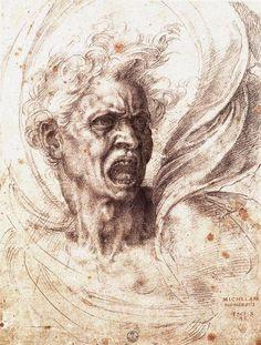 Μελέτη για Μόνο για κολασμένους - Η κολασμένη ψυχή  (1525)