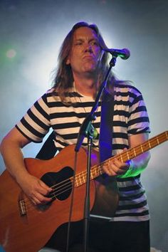 Brian Ritchie of The Violent Femmes