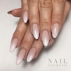 Best Gorgeous 👄 Light Nails Design (Acrylic, Matte, Stiletto, Almond) for Prom and Wedding - Diaror Diary - Page 16 👄💕𝕴𝖋 𝖀 𝕷𝖎𝖐𝖊, 𝕱𝖔𝖑𝖑𝖔𝖜 𝖀𝖘! 💕 💋 💋 💋 💋 💋 💋 💋 💋 💋 💋 💋 Everythings about stunning simple nails Manicure French, Hair And Nails, My Nails, Light Nails, Bridal Nails, Wedding Nails, Glitter Wedding, Bridal Makeup, Nagel Gel