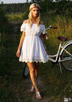Sukienka Hiszpanka - Style Gallery & Lookbook of SheIn www
