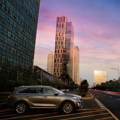 #올뉴쏘렌토 를 타고 온 #송도국제도시  Visiting #Songdo Global Business Hub on #ALL_NEW_SORENTO