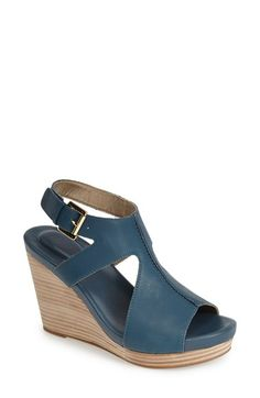 73b3eda91eb Free shipping and returns on Me Too  Atlantic  Leather Wedge Sandal (Women)
