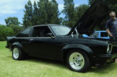 Holden LX Hatchback Torana. Photo taken by Erik Ranford.