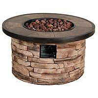 """Chisholm 32"""" Round LP Fire Table - $83.98 @ Target (YMMV) $83.98"""