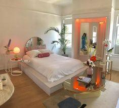 Room Ideas Bedroom, Bedroom Decor, 80s Interior Design, Aesthetic Room Decor, Dream Rooms, My New Room, House Rooms, Decoration, Tiny House