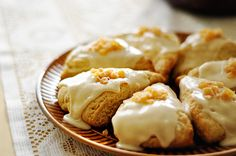 I have made these scones four times, I think. For me, that is a lot. Partly because I have only lived 21 years, and partly because I try not to repeat recipes unless they are really good. I think t...