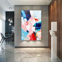 Extra Large Wall Art on Canvas, Original Abstract Paintings , Contemporary Art, Mdoern Living Room Decor ,Office Oversize Artworks Large Abstract Wall Art, Canvas Wall Art, Abstract Paintings, Canvas Paintings, Abstract Canvas, Extra Large Wall Art, Large Art, Large Canvas, Bathroom Wall Art