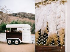 Tinker Tin Trailer Co. Horse Trailer Bar. 1948 Trail King horse trailer bar, complete with tap handles and full service bar. Perfect for events and weddings!. www.tinkertin.com