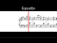 BWV 816: French Suite No.5 in G Major (Scrolling)