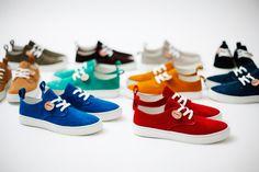 Buddy Japan Footwear - available online (9,800 JPY) or at 'buddy head shop' in Harajuku (Tokyo)
