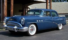 1954 Buick Special. Women are like cars: Some are built for comfort and some are built for speed. Personally, I'm a 1954 Buick, with curves in all the right places.