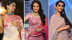 The Bollywood guide to hairstyles for every bride   Vogue India   Beauty   Insider