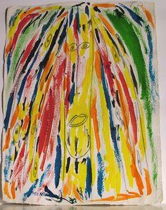 Orange Hill Folk Art Gallery and Outsider Art Gallery - Thornton Dial, Sr.