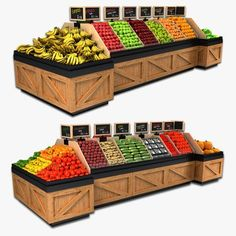 vegetable display - Google Search