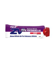 ZIPVIT ZV7N NITRATE PERFORMANCE GEL - The ZV7N Beetroot Nitrate Performance Gel is an all natural product specially formulated for endurance athletes to be taken in the lead up to your event.