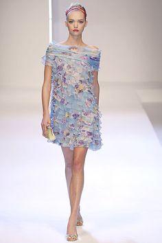 Sfilata Valentino Parigi - Collezioni Primavera Estate 2007 - Vogue