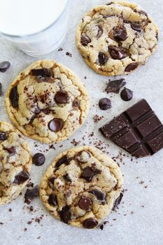 Chocolate Lover's Chocolate Chip Cookie