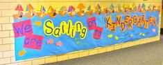 Check out this cute year-end bulletin board display for preschoolers submitted by a reader!