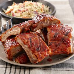 Make these succulent baby back ribs for your next backyard gathering.