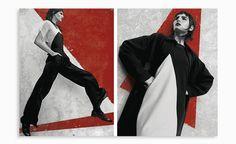 In conversation: Graphic artist Adoor Yeh and photographer Dima Hohlov | Fashion | Wallpaper* Magazine